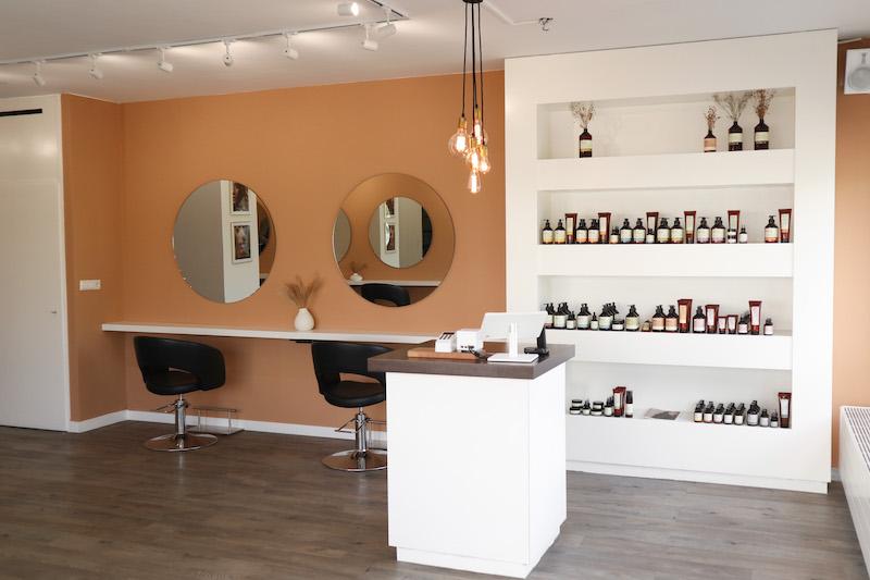vegan kapper almere hairvolution Nederland