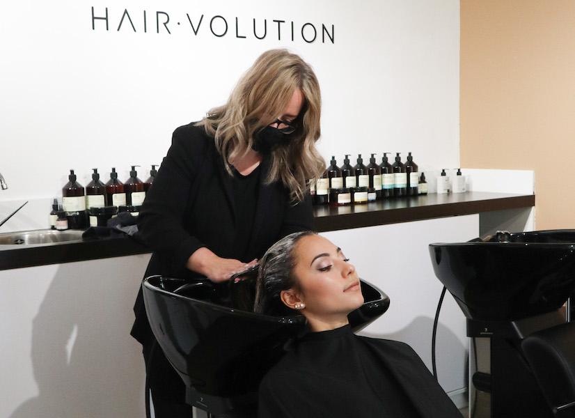 goede kapsalon almere buiten hairvolution