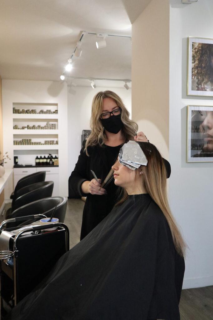 hairvolution almere kappers