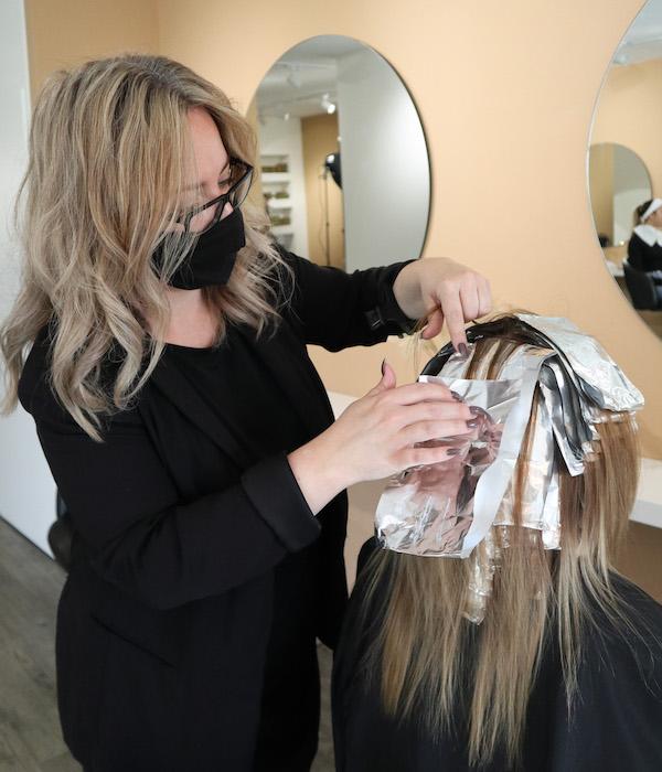 hairvolution kappers almere biologisch